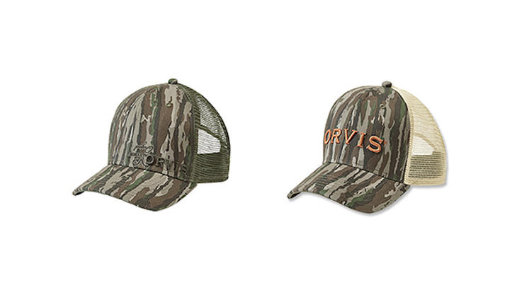 Realtree Orvis Trucker Hats