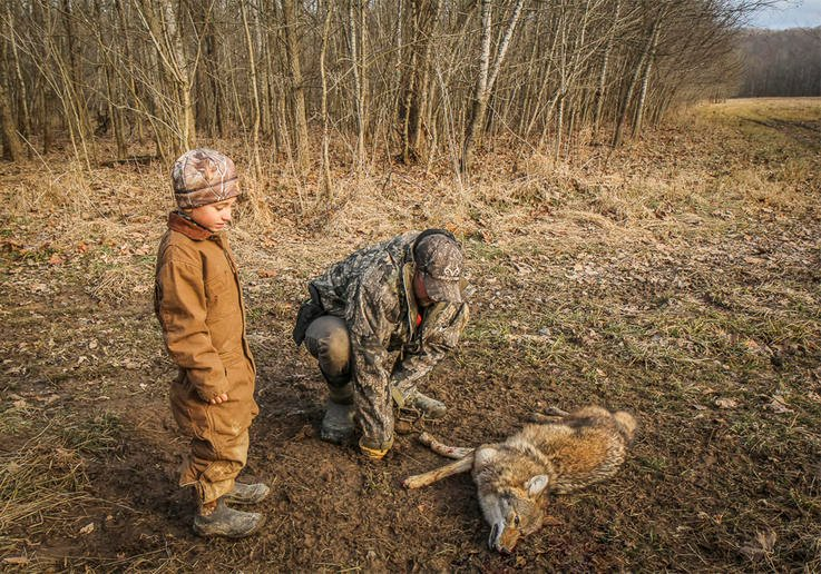 Building confidence in your own techniques is critical for trapping success.