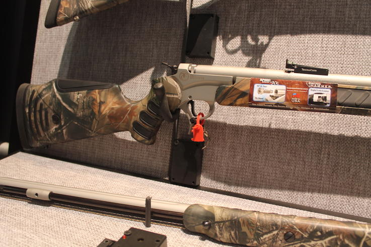 12 Muzzleloaders from the 2017 SHOT Show | Deer Hunting