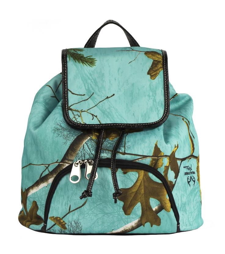 Realtree Camo Conceal & Carry Backpack VBP1