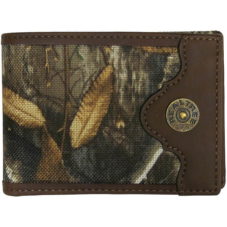 Unified Realtree Slimfold Wallet