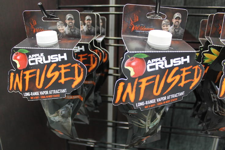 Wildgame Innovations Apple Crush Infused