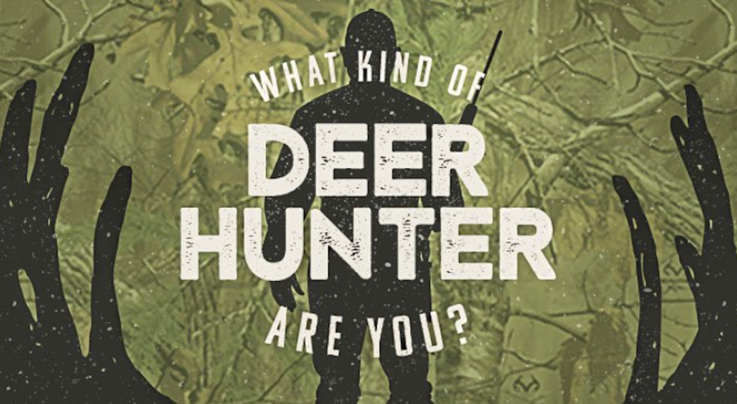 What Kind of Deer Hunter Are You?