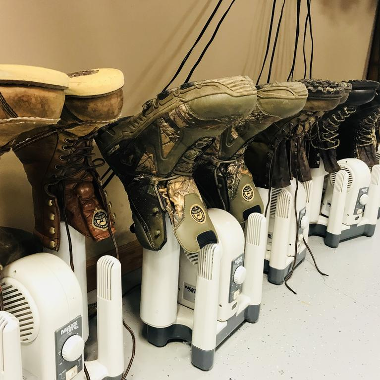 Boot Drying