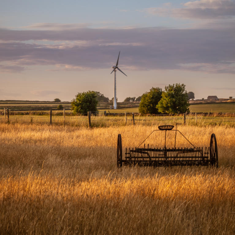 Don't Overlook Old Buildings and Ag Structures