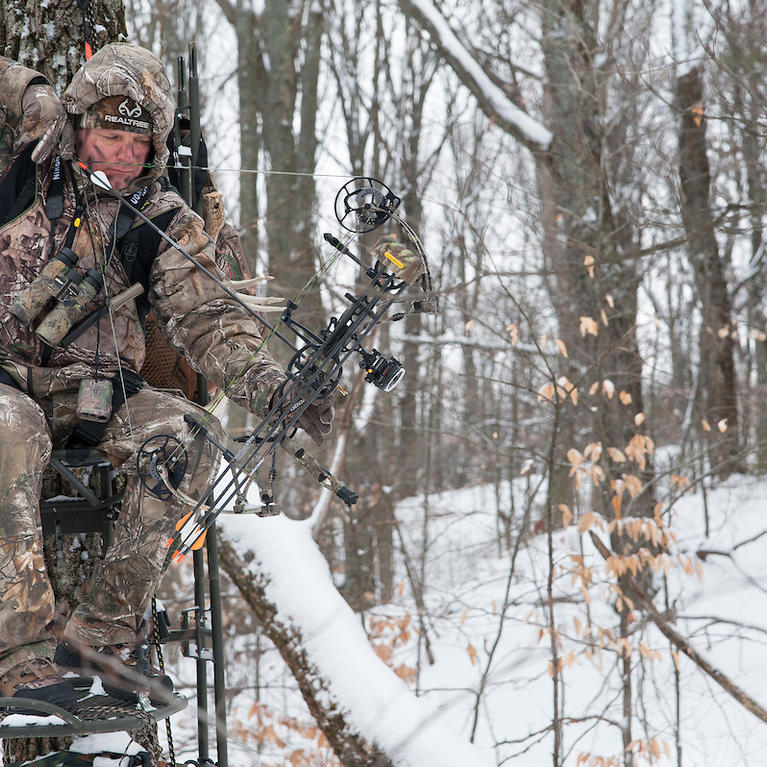 Hang Your Treestands Extra High