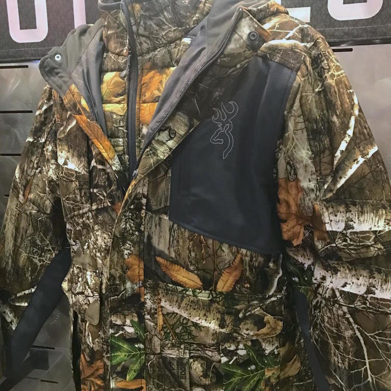 5e6af315d10e0 SHOT Show: Big Game Hunting Gear in Realtree EDGE Camo | Big Game ...