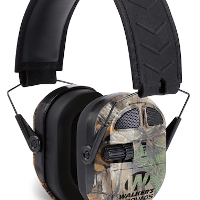 Realtree Walker's Ultimate Power Muff Quads