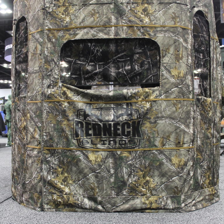Redneck 5X5 Camo Deluxe Soft Side Blind
